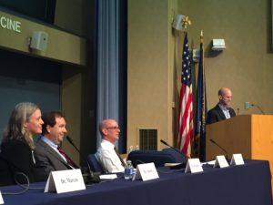 HCRN's Paul Gross and Dr. Tamara Simon Speak on NIH Panel
